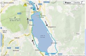 Giro del lago di Garlate